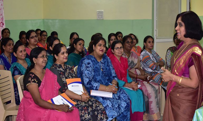 Teachers Meeting 11-06-2019