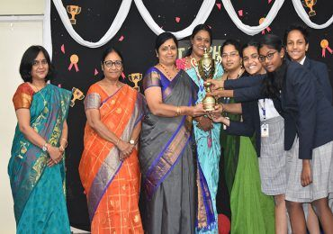 Trophy Distribution Ceremony 2019-20