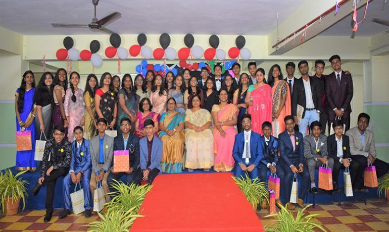 Grade X Farewell Ceremony