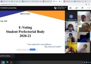 E-Voting, 1st July 2020